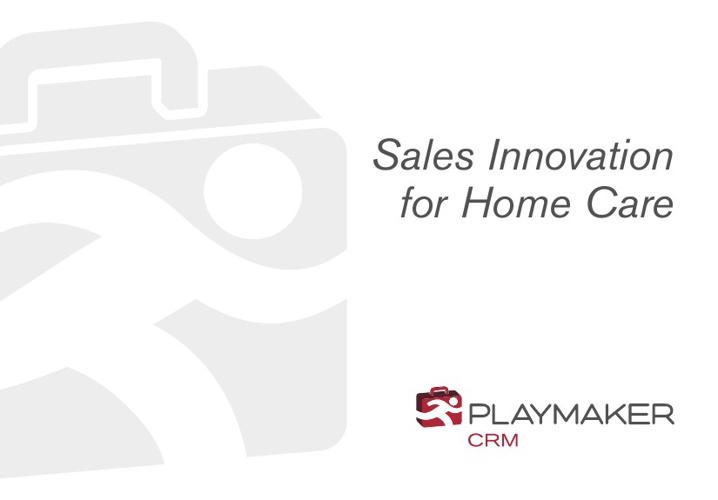PlayMaker CRM Booklet