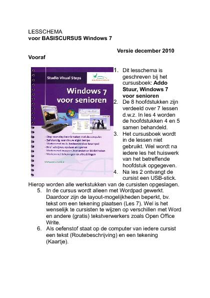 Basis Windows7