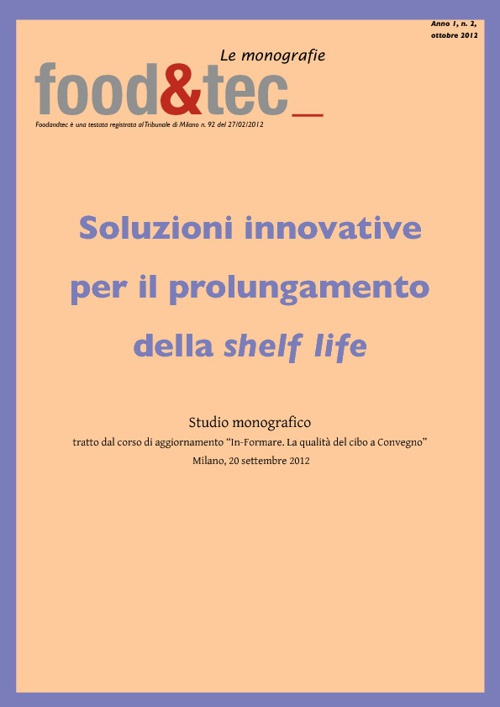 monografia shelf life