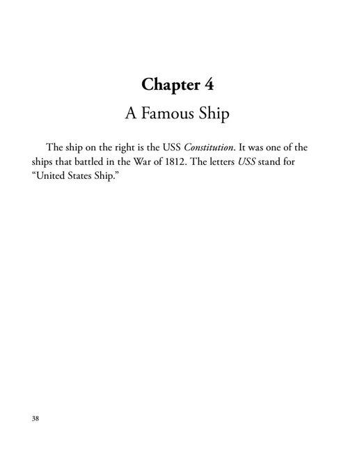 A Famous Ship