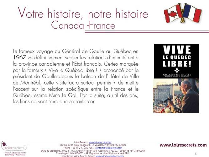 8 jours 7 nuits Val de Loire et Normandie Heritage