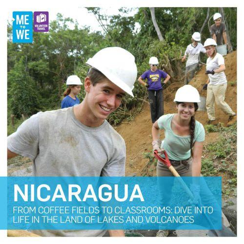 Nicaragua Trip Brochure