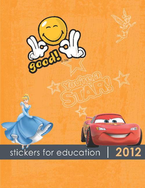 Education Sticker Catalog
