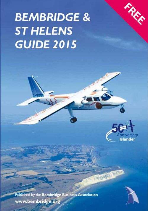 Bembridge & St Helens Guide 2015