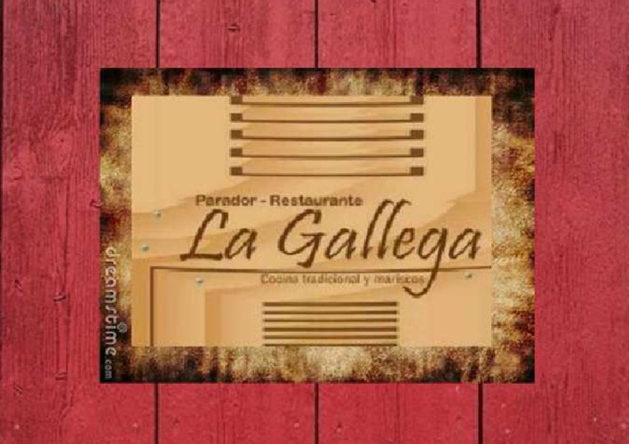 MENU - RESTAURANTE LA GALLEGA