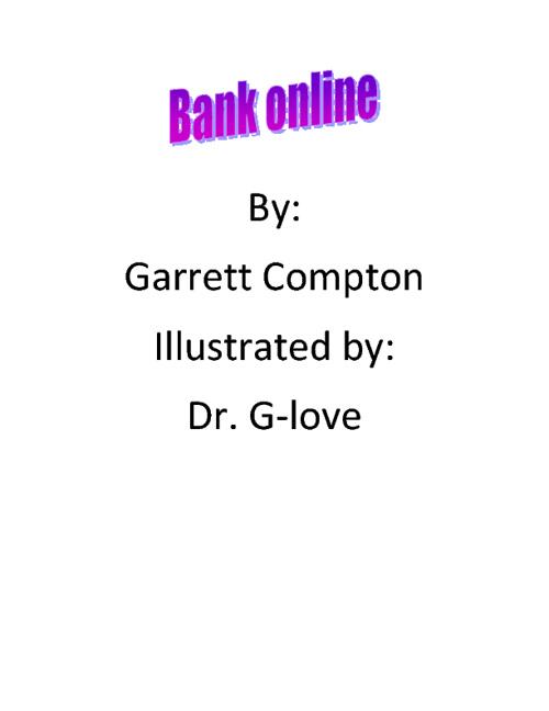 Garrett's E-bank book