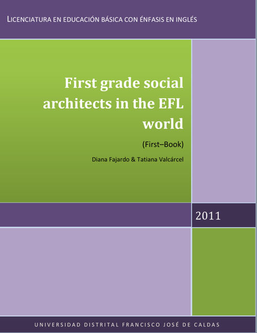 FIRST BOOK SOCIAL ARCHITECTS AT THE SCHOOL WORLD