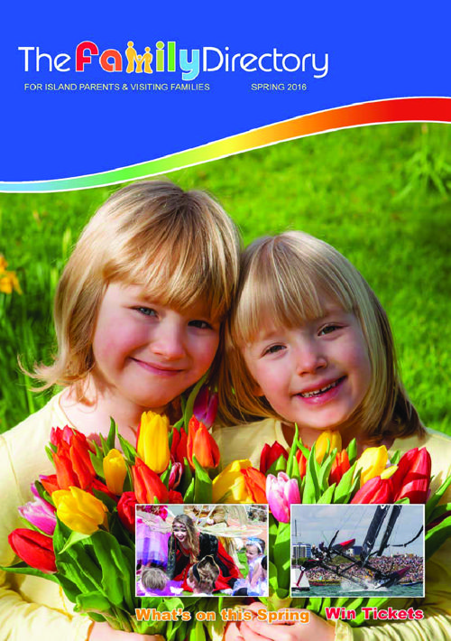 The Family Directory, spring 2016