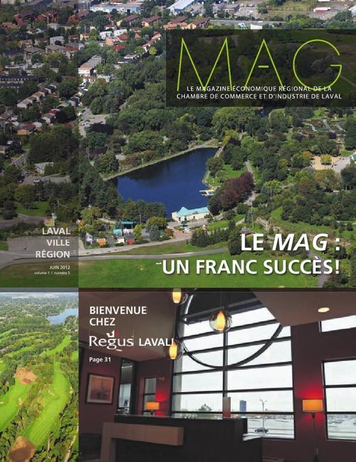 MAG 1.5 - Juin 2012