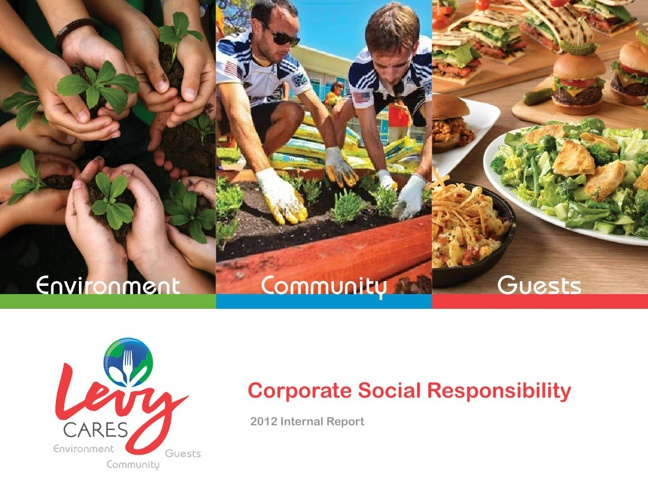 Levy Cares Annual Report