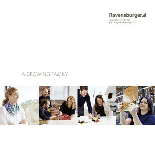 Ravensburger Geschäftsbericht 2015