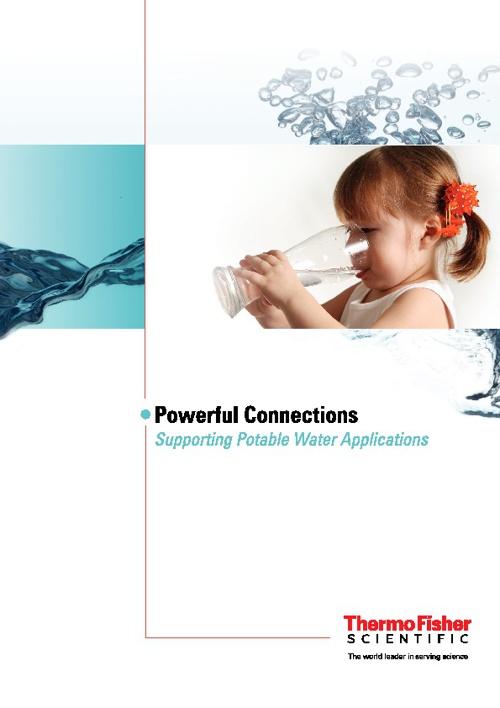 Potable Water Workflow