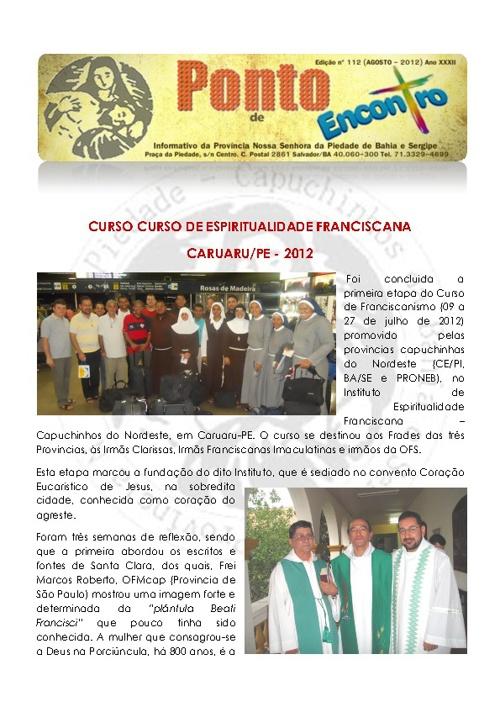 Ponto de Encontro - 2011 - 2012