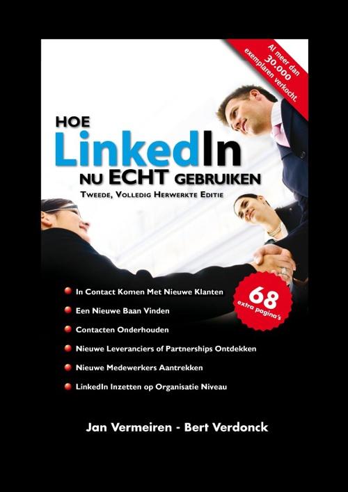 Linkedin gebruiksaanwijzing
