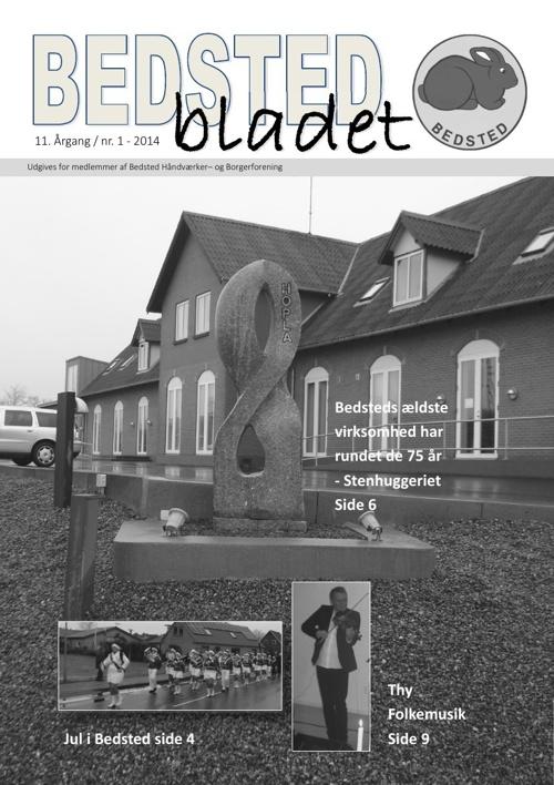 Bedstedbladet 2014-1