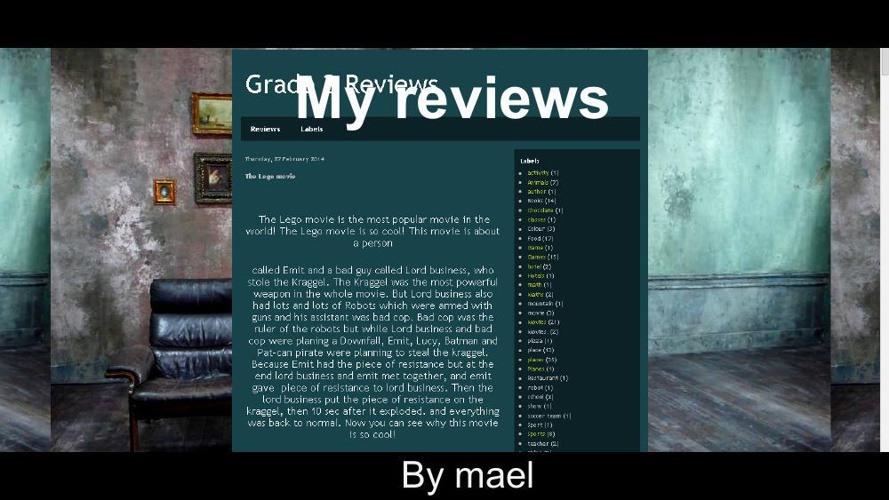 My Review Book