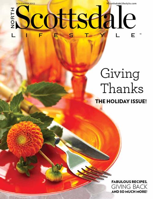 North Scottsdale Lifestyle November 2012