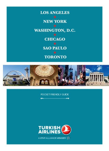 TURKISH AIRLINES GUIDE TO THE AMERICAS