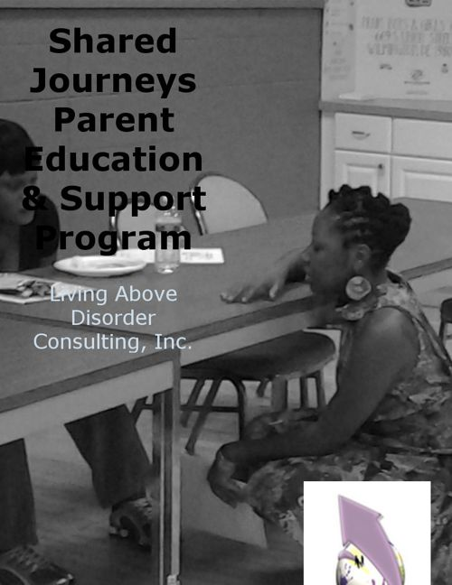 Shared Journeys Parent Education Workshops, Series & Classes