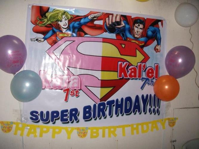 Kalel&Kara's Bday Bash
