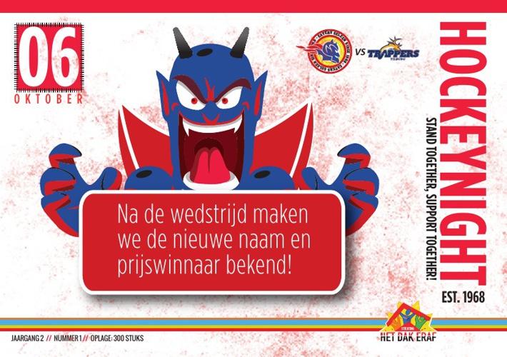 Programmaboek Eaters 2013-2014 | Tilburg Trapper 06-10
