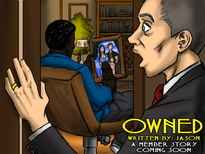 Owned -Interracial Porn Comic