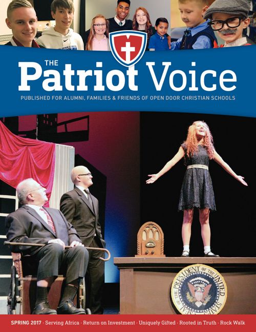 The Patriot Voice - Spring 2017