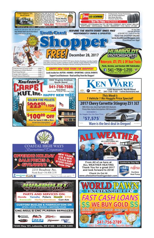 South Coast Shopper e-Edition 12-28-17