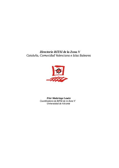 Delegaciones de estudiantes y Consells d' estudiants
