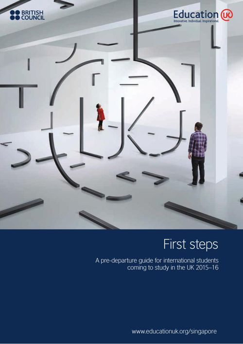 First Steps 2015 - Pre-departure Guide