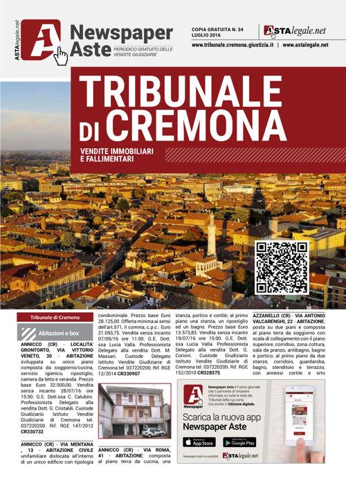 Cremona luglio 2016
