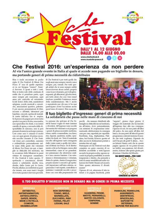 Brochure CheFestival 2016