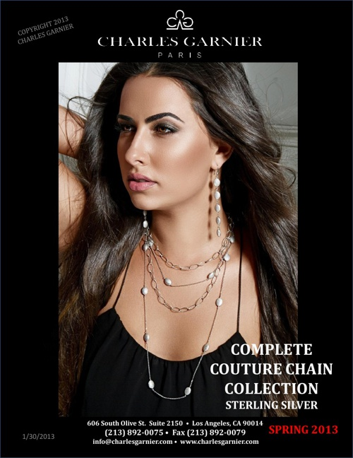 Couture Chain  Collection Spring 2013