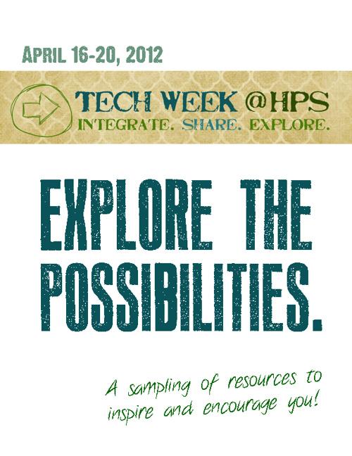 Tech Week Resource Magazine 1
