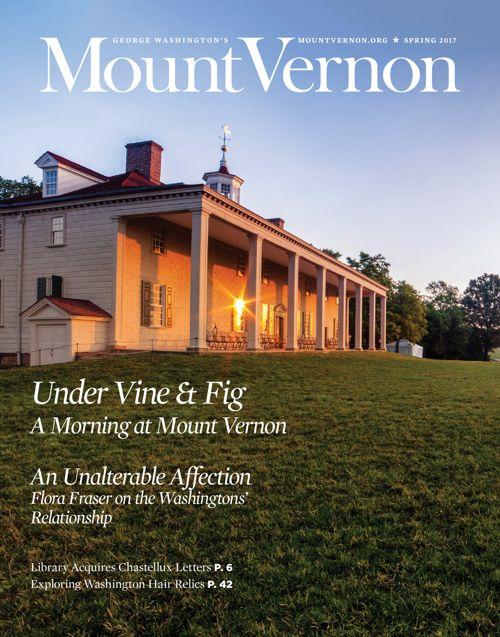 Mount Vernon Magazine – Spring 2017