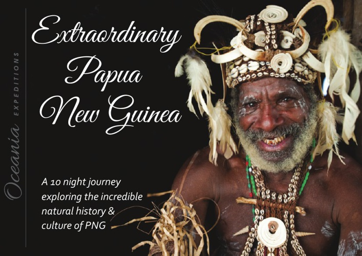 Exceptional Travel presents Extraordinary Papua New Guinea
