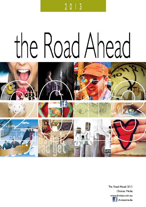 Road Ahead 2013 Magazine - Christian Version