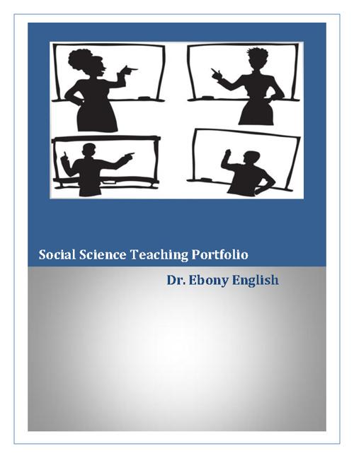 Dr. Ebony English Portfolio