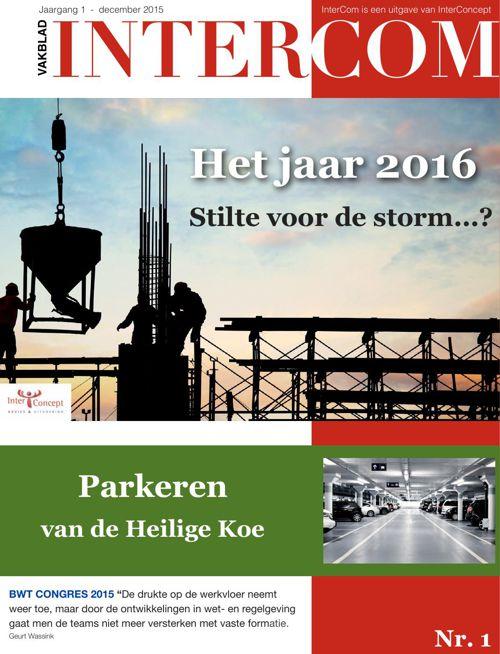 InterCom: Uitgave januari 2016