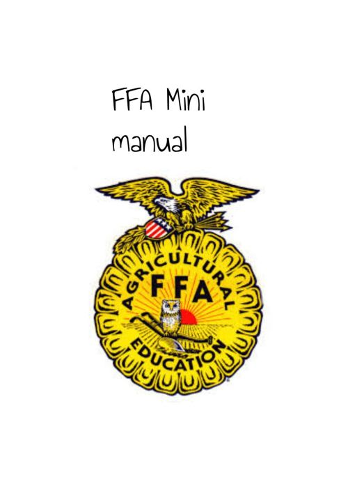 ffa flip book