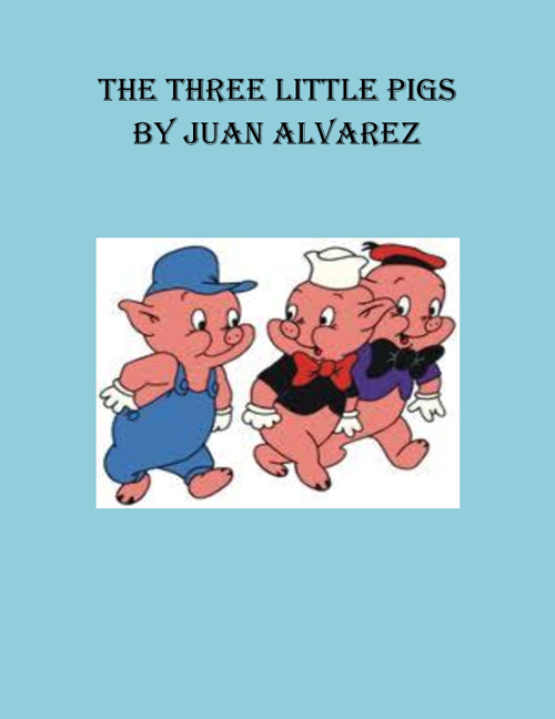 the three little pig's