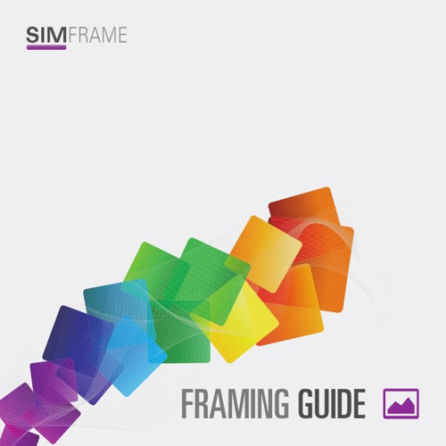 SIM FRAME FRAMING GUIDE