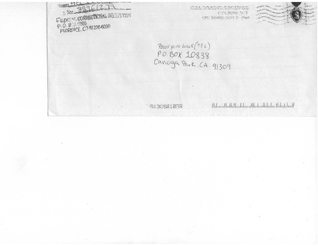 "Pocos Pero Locos ""Dedications From The Pen"" Letters 2012"