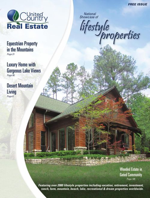 United Country Real Estate Sampler - 1st issue 2015