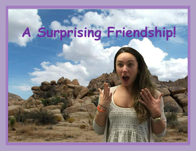 A Surprising Frendship!