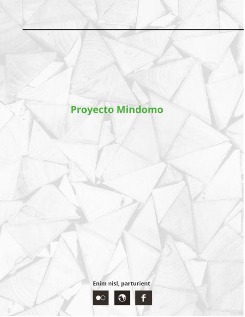 Proyecto Mindomo
