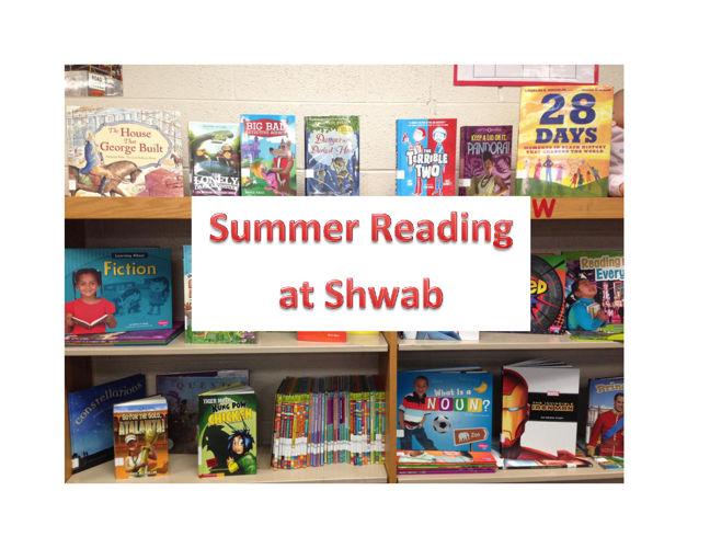 Shwab Summer Reading