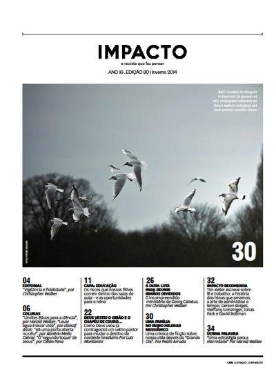 Revista Impacto (Tudo Certo Conteúdo Editorial)