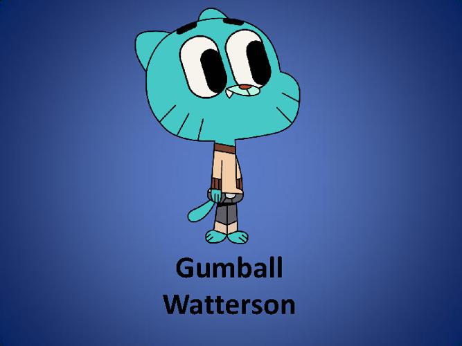 Gumball Tanner Sergent