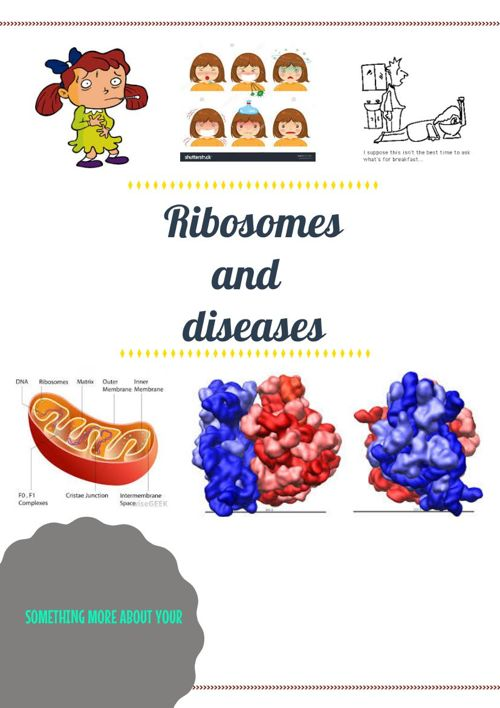 ribosomes and diseases